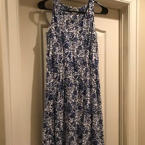 Soft summer dress